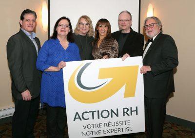 Conférence de presse L'Effet WOW Action RH Lanaudière