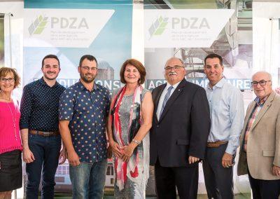 Lancement du plan action 2018-2022 du PDZA