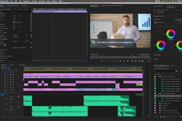 Changement de marque : Misez sur une vidéo corporative qui a du punch!
