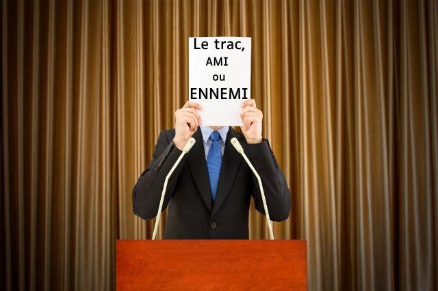 Prendre la parole en public. Le trac, ami ou ennemi?